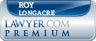 Roy B. Longacre  Lawyer Badge