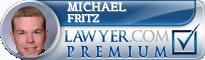 Michael S. Fritz  Lawyer Badge