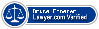 Bryce M Froerer  Lawyer Badge