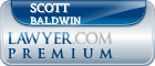 Scott E. Baldwin  Lawyer Badge