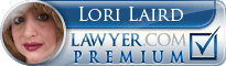 Lori Elaine Laird  Lawyer Badge