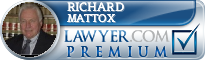 Richard L. Mattox  Lawyer Badge