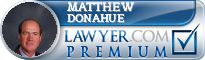 Matthew C. Donahue  Lawyer Badge