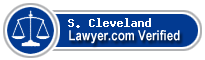 S. Jan Cleveland  Lawyer Badge