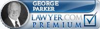 George Parker  Lawyer Badge