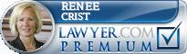 Renee L. Crist  Lawyer Badge