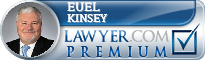 Euel W. Kinsey  Lawyer Badge