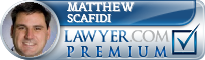 Matthew E. Scafidi  Lawyer Badge