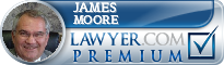 James R. Moore  Lawyer Badge