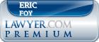 Eric Joseph Foy  Lawyer Badge