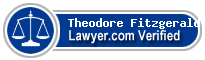 Theodore A. Fitzgerald  Lawyer Badge