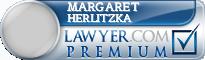 Margaret A. Herlitzka  Lawyer Badge