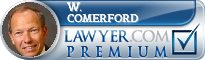 W. Thompson Comerford  Lawyer Badge