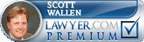 Scott L. Wallen  Lawyer Badge