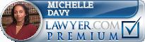 Michelle Davy  Lawyer Badge