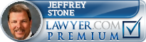 Jeffrey A. Stone  Lawyer Badge
