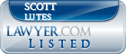 Scott Lutes Lawyer Badge