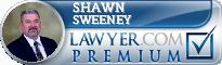 Shawn Sweeney  Lawyer Badge