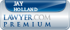 Jay P. Holland  Lawyer Badge