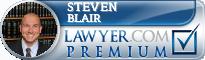 Steven S. Blair  Lawyer Badge