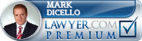 Mark A. DiCello  Lawyer Badge