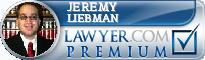 Jeremy B. Liebman  Lawyer Badge