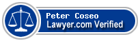 Peter L. Coseo  Lawyer Badge