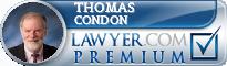 Thomas A. Condon  Lawyer Badge