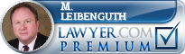 M. Scott Leibenguth  Lawyer Badge
