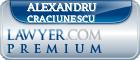 Alexandru Ionut Craciunescu  Lawyer Badge