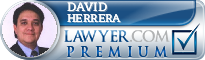 David M. Herrera  Lawyer Badge