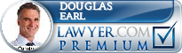 Douglas P. Earl  Lawyer Badge