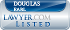 Douglas Earl Lawyer Badge