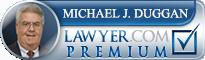 Michael J. Duggan  Lawyer Badge
