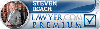Steven R. Roach  Lawyer Badge
