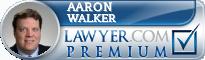 Aaron C Walker  Lawyer Badge