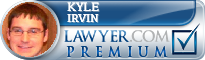 Kyle S. Irvin  Lawyer Badge