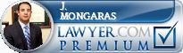 J. Joseph Mongaras  Lawyer Badge
