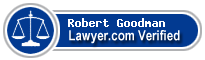 Robert A. Goodman  Lawyer Badge