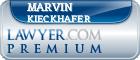 Marvin O. Kieckhafer  Lawyer Badge