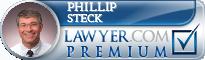 Phillip G. Steck  Lawyer Badge