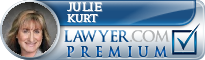 Julie S. Kurt  Lawyer Badge