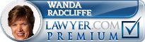Wanda W. Radcliffe  Lawyer Badge