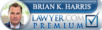 Brian K. Harris  Lawyer Badge