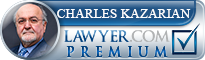 Charles P. Kazarian  Lawyer Badge