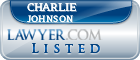 Charlie Johnson Lawyer Badge