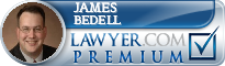 James R. Bedell  Lawyer Badge