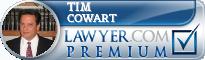 Tim Cowart  Lawyer Badge