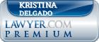 Kristina A. Delgado  Lawyer Badge
