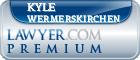 Kyle Wermerskirchen  Lawyer Badge